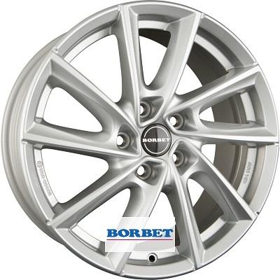 Borbet VT 7,5X17 5X112 ET38 DIA66,5 CS