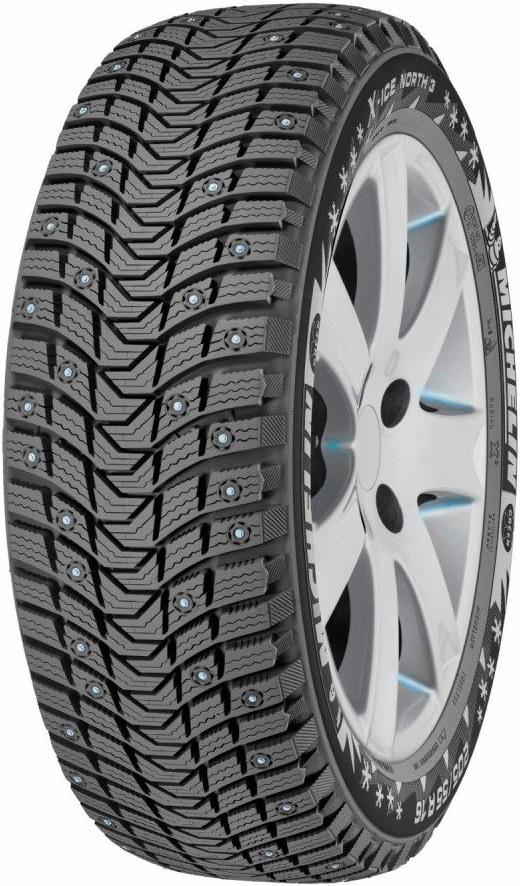 Michelin X-Ice North 3 195/60 R16 93T XL (шип)